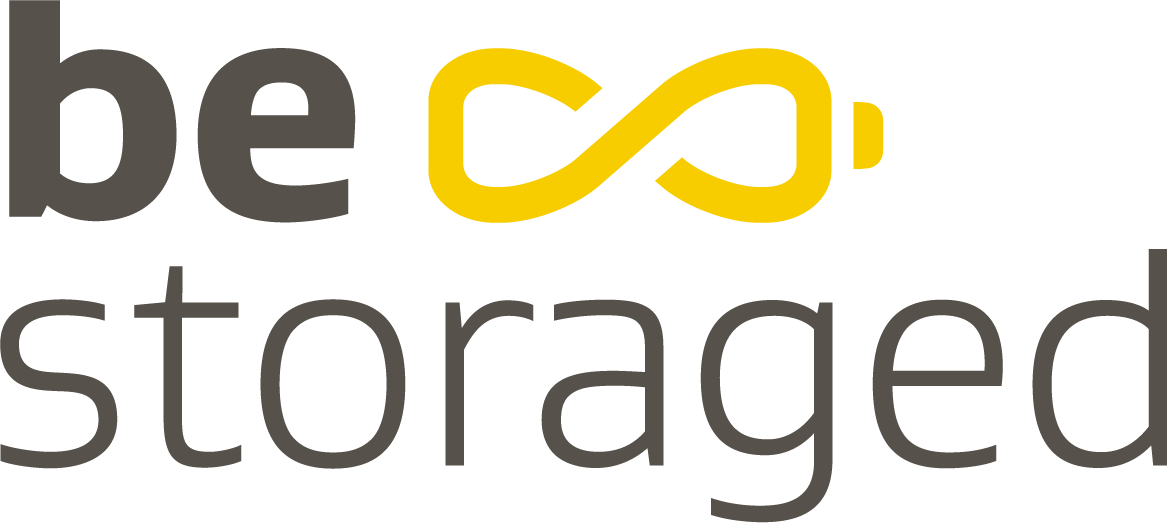 be.storaged GmbH Logo